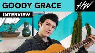 Goody Grace Opens Up About Friend Mac Miller's Passing & Tells Us How He Met Gnash | Hollywire - HOLLYWIRETV
