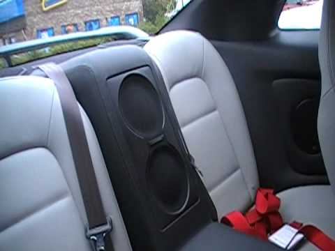 2009 Nissan GTR Skyline Sound System Upgraded to Hertz/ Audison Electronics & Speakers