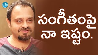Chirantan Bhatt About His Love For Music || #Jaisimha || Talking Movies With iDream - IDREAMMOVIES