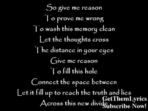 Linkin Park – New Divide (Lyrics) – GetThemLyrics