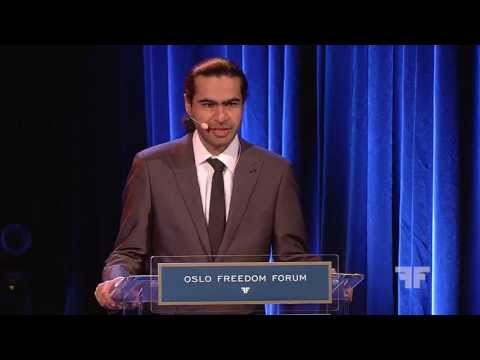 Ali Abdulemam - Oslo Freedom Forum 2013