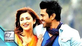 Ram Charan & Shruti Hassan In Thani Oruvan Remake  | Lehren Telugu - LEHRENTELUGU