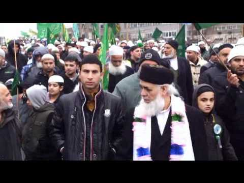 Jashne-Eid-Milad-Un-Nabi At Markazi Jamia Masjid Keighley