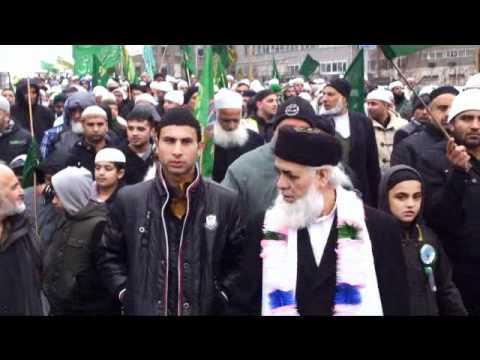 Jashne-Eid-Milad-Un-Nabi At Markazi Jamia Masjid Keighley
