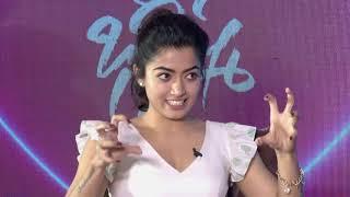 Bheeshma Valentine's Day Interview - idlebrain.com - IDLEBRAINLIVE