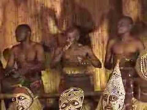 African circumcision dance