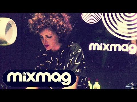 ANNIE MAC set in The Mixmag Lab LDN