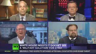 CrossTalk on Syria: Dissent Memo - RUSSIATODAY