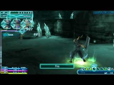 Crisis Core: FFVII - PSP - Part 50: Depths Of Judgement, Howling F. Lake Of O. Portal Of Sev. [1/3]