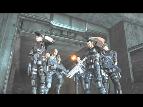 Binary Domain: Official Gameplay Trailer