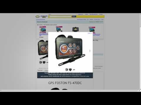 Foston FS-470DC - atualização do iGo