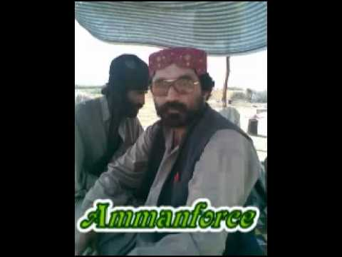 Baloch Fighters (Aman Force Kalpar Bugti) Warn Brahamdagh Bugti
