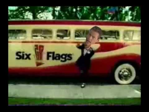 Six Flags Commercial Parodies