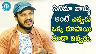 I Had A Lot Of Financial Problem - Actor Ping Pong Surya | Talking Movies With iDream | Anitha - IDREAMMOVIES