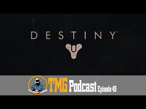 The TMG Podcast Episode 49: The Desinty Train - 09/14/2014