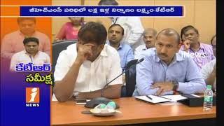 KTR Review Meeting With Ministers and Officials on Secunderabad Parliamentary Development | iNews - INEWS