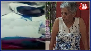 Exclusive Pictures Of Gauri Lankesh Killers - AAJTAKTV