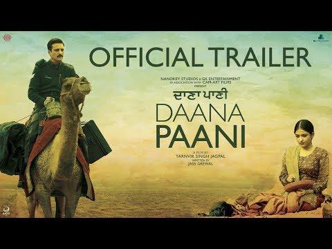 Daana Paani Hindi Movie Trailer , Jimmy Sheirgill , Simi Chahal