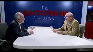 Mentorship Challenge with Marc Wainer hosts Precious Zainzinger Tuitz and Trevor Manuel - ABNDIGITAL