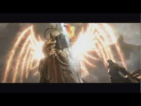 Diablo 3 Act 4 cinematic - Diablo the Prime Evil   **Diablo III spoiler WARNING!!!**