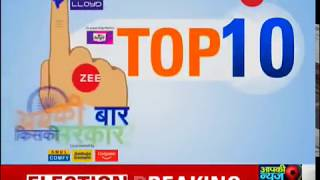 Election Top 10: Watch top 10 news of  Lok Sabha Polls 2019 - ZEENEWS