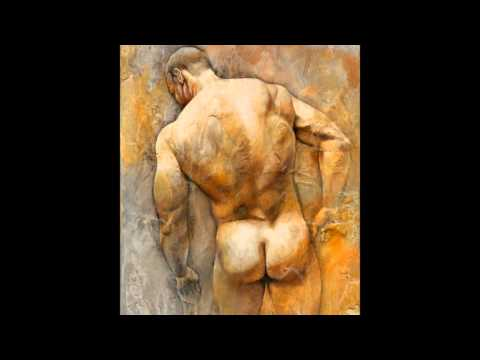 Male Nude Art - Cristobal Sanchez Lopez. 1966- living