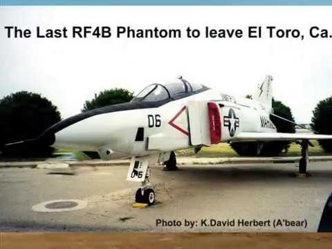 Exceed R C F4 Phantom flights dedicated to RF4B Military Personnel.