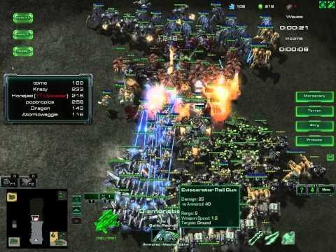 Poker defense starcraft merge list