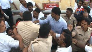 Temple Barbers Protest for Job Security in Temples | Andhra Pradesh | CVR News - CVRNEWSOFFICIAL