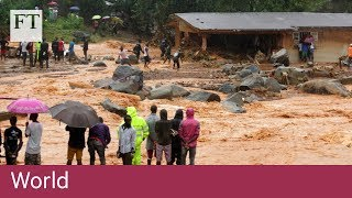 Sierra Leone mudslide kills hundreds | World - FINANCIALTIMESVIDEOS
