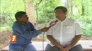 TRS MLA Jalagam Venkat Rao Exclusive Interview On Bhadradri Kothagudem District Development | iNews - INEWS