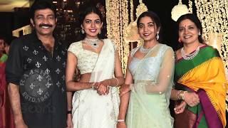 రాజశేఖర్ ఇంట్లో మోగిన పెళ్లి బాజాలు | Dr.Rajasekhar Nephew Karthik Wedding Photos - RAJSHRITELUGU