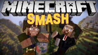 Minecraft Smash [Играем с Семченко!]