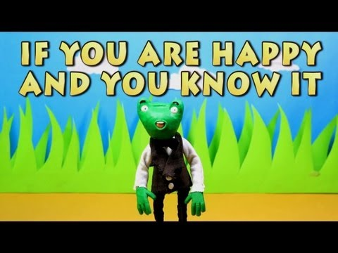 Muffin Songs – If You Are Happy and you know it Tekerlemeler ve İngilizce Çocuk Şarkıları