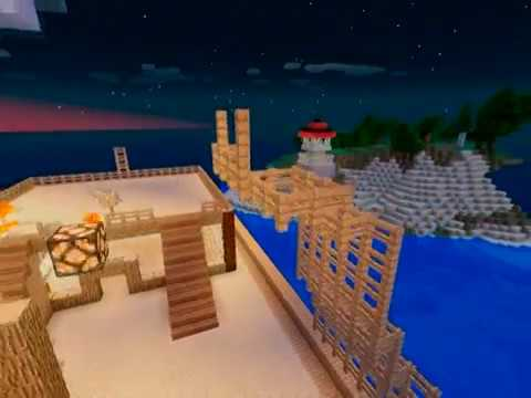 Video: Short Minecraft Action Movie -