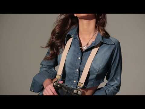 Making OF Jeans Collection Fall Winter 2014 com Bruna Marquezine
