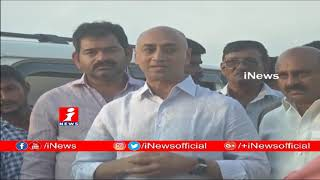 TDP MP Galla Jayadev Counter To MP Ravindra Babu Over Comments On Chandrababu | iNews - INEWS