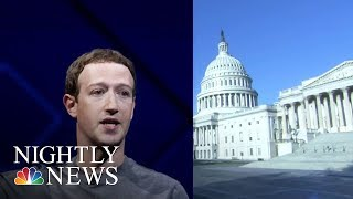 Federal Trade Commission Reportedly Probing Facebook | NBC Nightly News - NBCNEWS