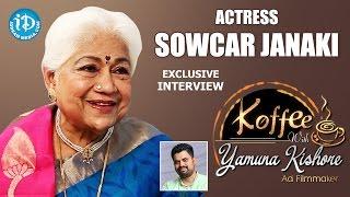 Actress Sowcar Janaki Exclusive Interview || Koffee With Yamuna Kishore #12 - IDREAMMOVIES