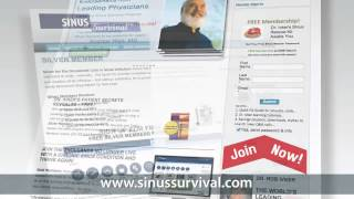 [Cure for Sinus Infection Allergy 100% Natural Treatment] Video