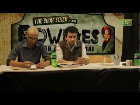 MTV ROWDIES comedy Audition season funny video  roadies   :- D
