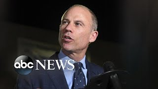 Michael Avenatti arrested on suspicions of domestic violence - ABCNEWS