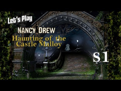 Let's Play Nancy Drew: The Haunting of Castle Malloy S1 - Baa to Sheep