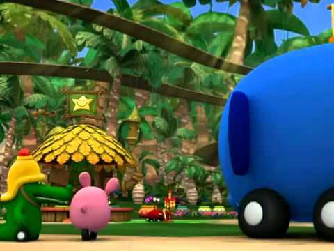 Przystanek Dżungla - Gwizdek - Oglądaj w Disney Junior!