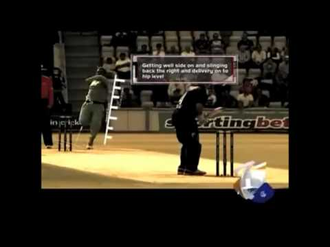 Shoaib Akhtar Bowling Tips! by(ALEEM BHATTI).mp4