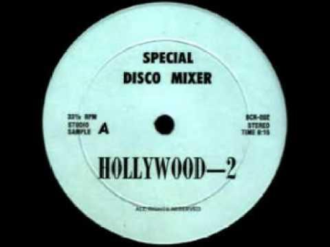 HOLLYWOOD 2 Disco Mixer ( 1979 ) Medley Bootleg