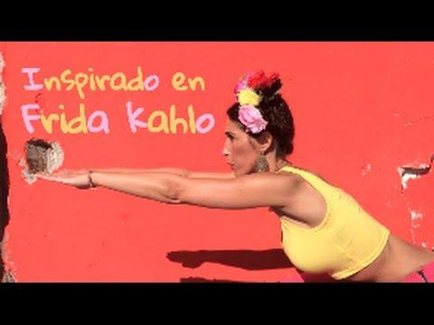 Operación bikini - Piernas y Glúteos Perfectos - Inspirado en Frida Kahlo