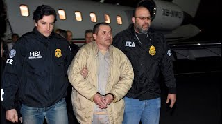 Lawyers arrive for the trail of 'El Chapo' - WASHINGTONPOST