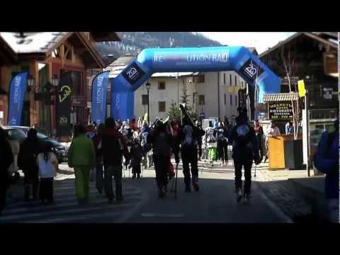 Rewoolution RAID Winter Dolomiti 2013: a taste of fun!