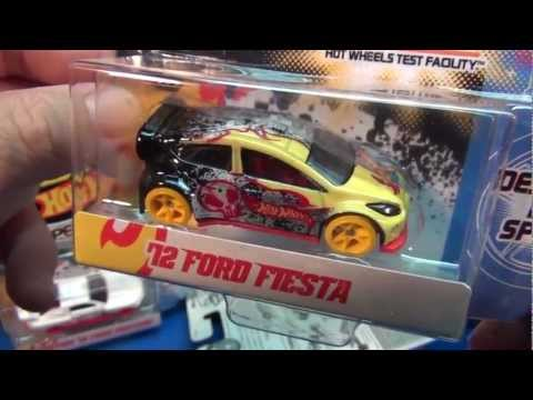 May 2012, New Team Hot Wheels releases (High Speed Wheels)